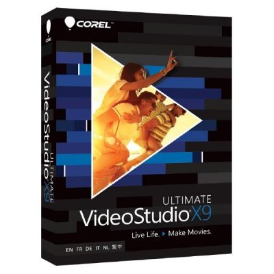 Corel VideoStudio ULTIMATE X9 DVD