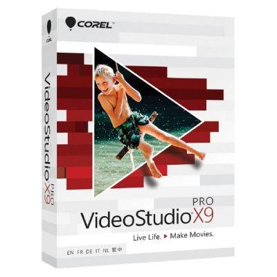 Corel VideoStudio Pro X9 DVD
