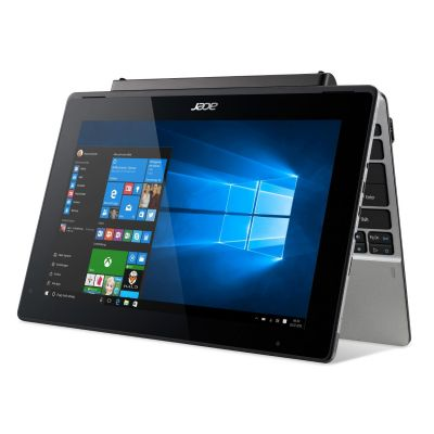 Acer Switch 10V SW5-014-15KB 2in1 Notebook grau x5-Z8300 32GB HD Windows10