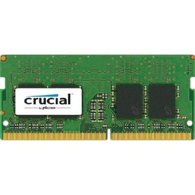 Crucial 4GB  DDR4-2133 CL 15 SO-DIMM RAM Speicher