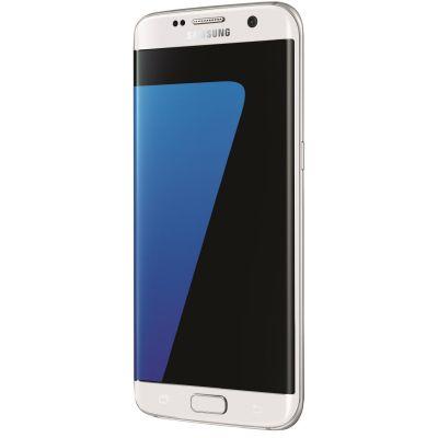 Samsung GALAXY S7 edge white-pearl G935F 32 GB Android Smartphone - Preisvergleich