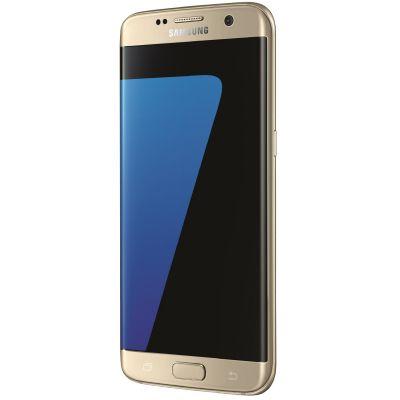 Samsung GALAXY S7 edge gold-platinum G935F 32 GB Android Smartphone - Preisvergleich