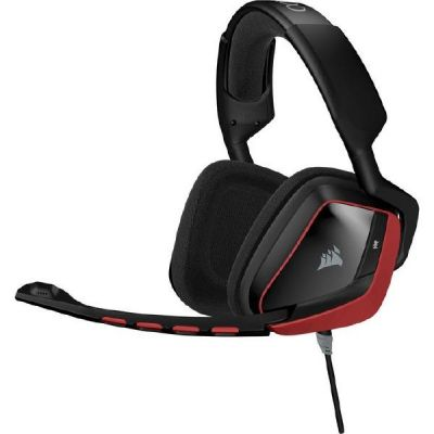 Corsair  Gaming VOID RED USB Surround Hybrid Stereo Gaming Headset CA-9011144-EU