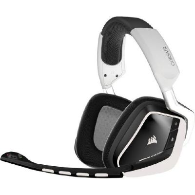 Corsair Gaming VOID Wireless RGB WHITE Dolby 7.1 Gaming Headset CA-9011145-EU