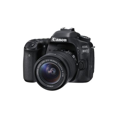 Canon  EOS 80D Kit + EF-S 18-135 IS USM