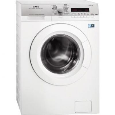 AEG  L76680NWD Waschtrockner Frontlader A 8/4kg weiß