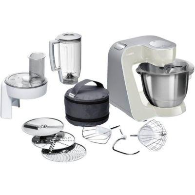 Bosch  Küchenmaschine »CreationLine MUM58L20«, 1000 Watt, mit viel Zubehör