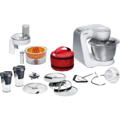 Bosch MUM58W56DE Universal-Küchenmaschine CreationLine weiß - Preisvergleich