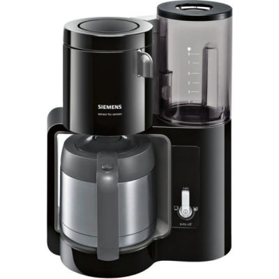 Siemens TC80503 Thermo- Filterkaffeemaschine schwarz