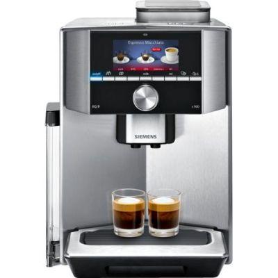 TI905501DE EQ.9 Kaffeevollautomat Edelstahl