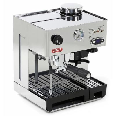 Lelit PL42 TEMD Siebträger Espressomaschine mit Mühle und PID
