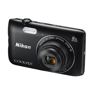COOLPIX A300 Digitalkamera schwarz