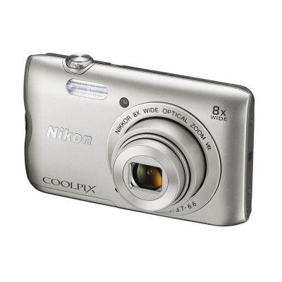 COOLPIX A300 Digitalkamera silber