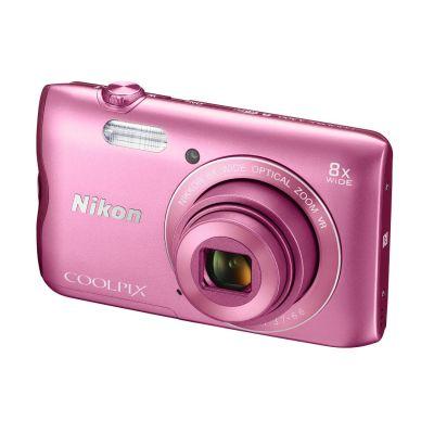 COOLPIX A300 Digitalkamera pink