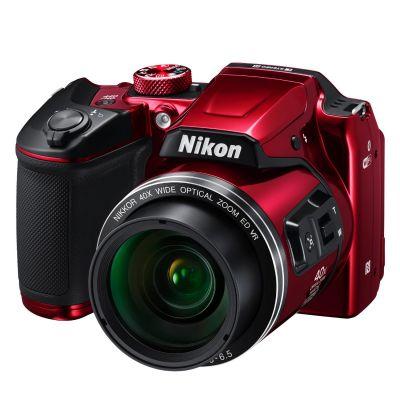 Nikon COOLPIX B500 Bridgekamera rot