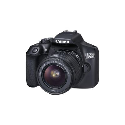 Canon  EOS 1300D Kit + EF-S 18-55 IS