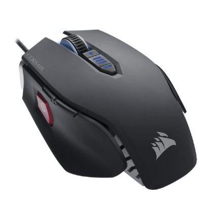 Corsair Gaming M65 Laser Gaming Maus 8200 dpi schwarz CH-9000113-EU