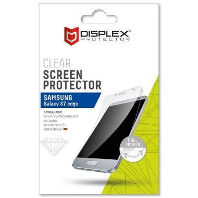 Displex  Full-Screen-Folie Easy-On für Samsung Galaxy S7 edge