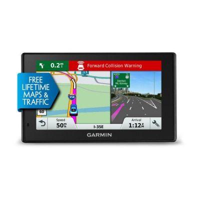 Garmin DriveAssist 50LMT-D, Navigationssystem