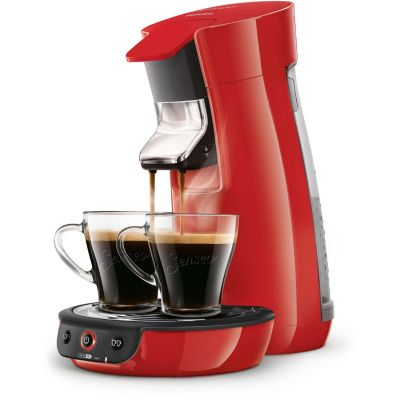 Senseo Philips HD7829/80  Viva Café rot