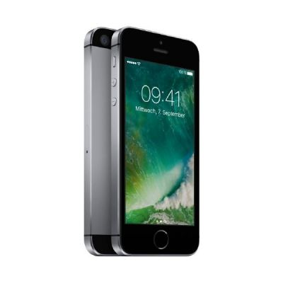Apple iPhone SE 16 GB spacegrau - Preisvergleich