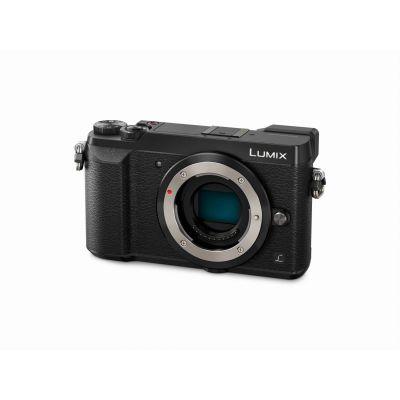 Panasonic Lumix DMC-GX80 Gehäuse Systemkamera schwarz