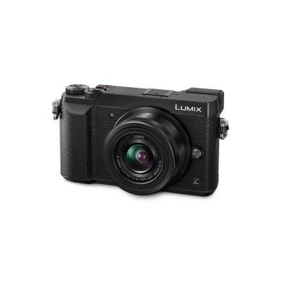 Lumix DMC-GX80 Kit 12-32mm Systemkamera schwarz