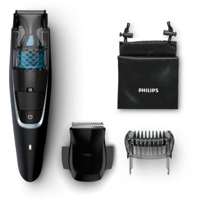 Philips BT7205/15 Series 7000 Vakuum-Bartschneider schwarz - Preisvergleich