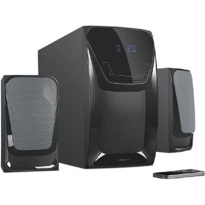 SPEEDLINK EUFONIA 2.1 Subwoofer System schwarz SL-820000-BK