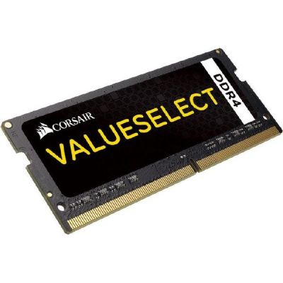 Corsair 8GB  Value Select DDR4-2133 MHz CL 15 SODIMM Notebookspeicher