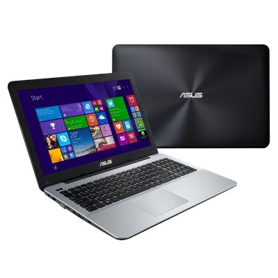 Asus X555UB-XO253D Notebook i5-6200U 8GB/128GB SSD HD GF940M ohne Windows