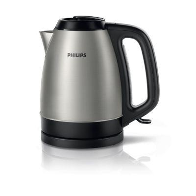 HD9305/20 Wasserkocher 1,5l Edelstahl Schwarz
