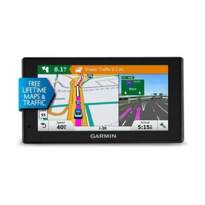 Garmin DriveSmart 60LMT-D, Navigationssystem