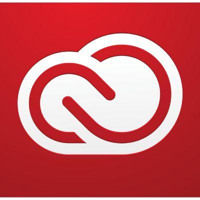 Adobe  Creative Cloud for Teams (1-49)(4M) 1 Device - VIP, EDU