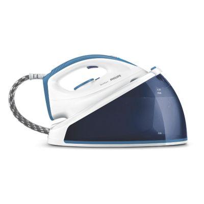 Philips  GC6635/27 SpeedCare Bundle inkl. Fusselrasierer weiß / blau