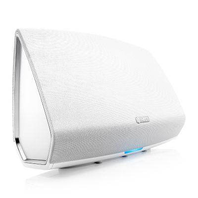 Denon  HEOS 5 HS2 Netzwerklautsprecher Multiroom Weiß mit WLAN, integ. Bluetooth