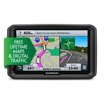 Garmin dezl 770LMT-D, Navigationssystem