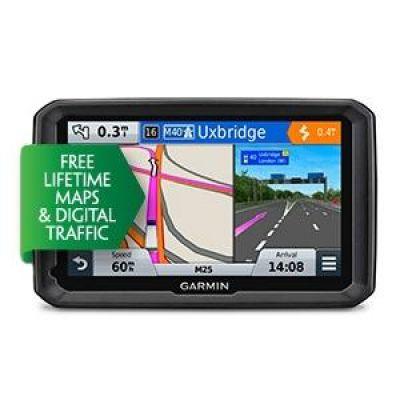 Garmin dezl 570LMT-D, Navigationssystem