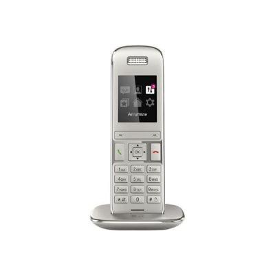 Telekom Speedphone 50 VoIP-Telefon, platin 40281883 - Preisvergleich