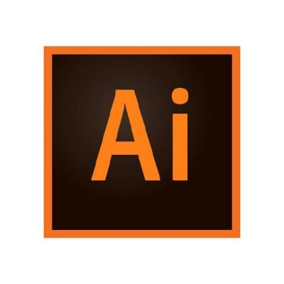 Adobe  Illustrator CC Renewal (1-9)(12M) VIP EN