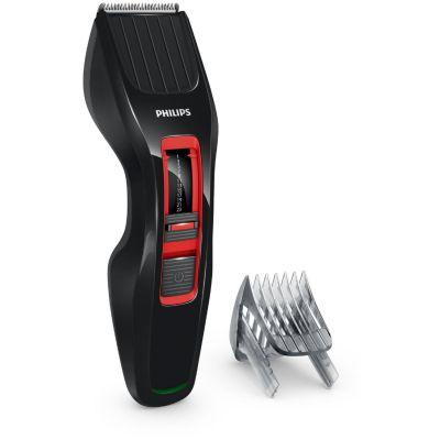 HC3420/15 Series 3000 Hairclipper Haarschneider schwarz/rot