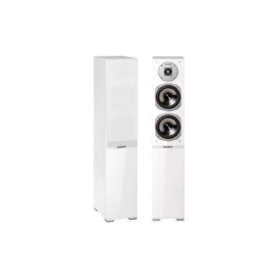 ARGENTUM 550 Standlautsprecher weiß -Stück-