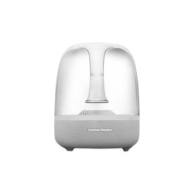 Harman Kardon  Aura LED Wireless-Heimlautsprecher Weiß