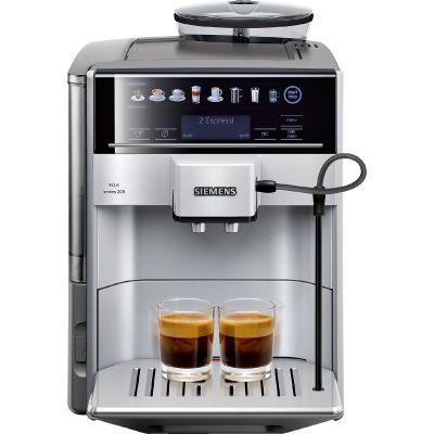 Siemens TE613501DE EQ.6 Kaffeevollautomat Silber
