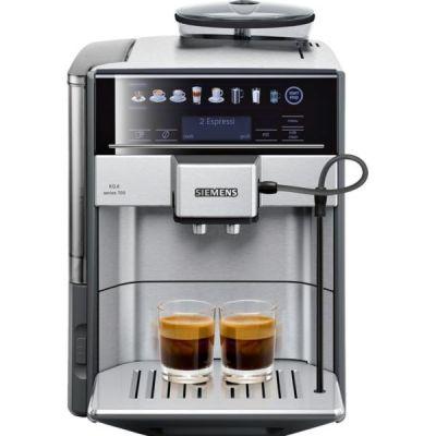 Siemens TE617503DE EQ.6 Kaffeevollautomat Edelstahl