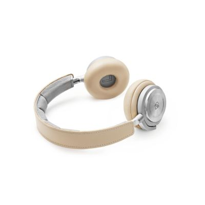 Bang Olufsen .B&O PLAY BeoPlay H8 On-Ear Bluetooth-Kopfhörer -Noise-Cancellation Natural