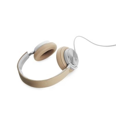 Bang Olufsen .B&O PLAY BeoPlay H6 Over Ear Kopfhörer 2. Generation Natural