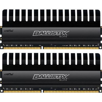 Ballistix 16GB (2x8GB) Crucial  Elite DDR3-2133 CL11 (11-11-27) RAM Kit