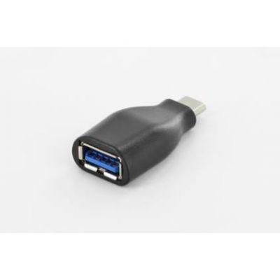 ASSMANN Assmann USB Type C Adapter Typ C auf A schwarz