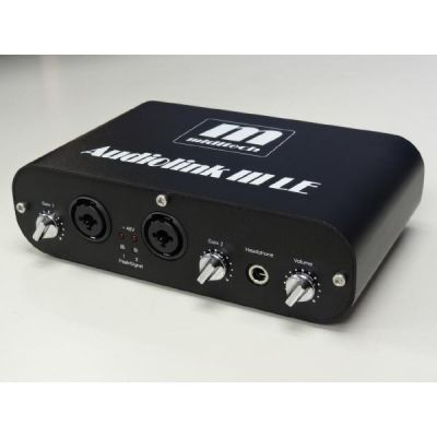 Miditech  Midi-Interface Audiolink III LE schwarz